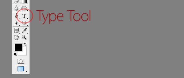 A Comprehensive Introduction to the Type Tool